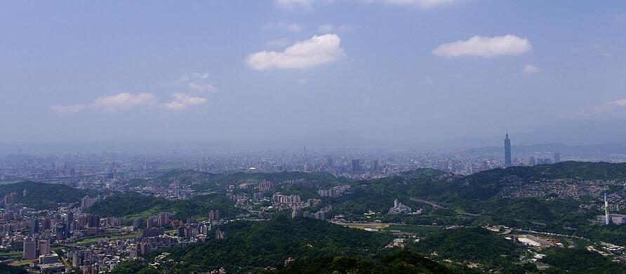 台北木柵・猴山岳登山步道|同時享有親近山林、刺激冒險及登高望遠的好風景