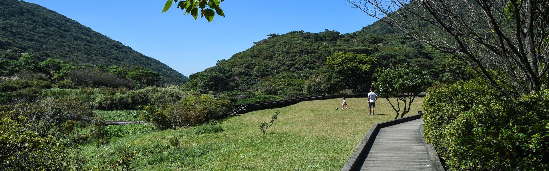 陽明山・大屯自然公園——踏青野餐山林樂
