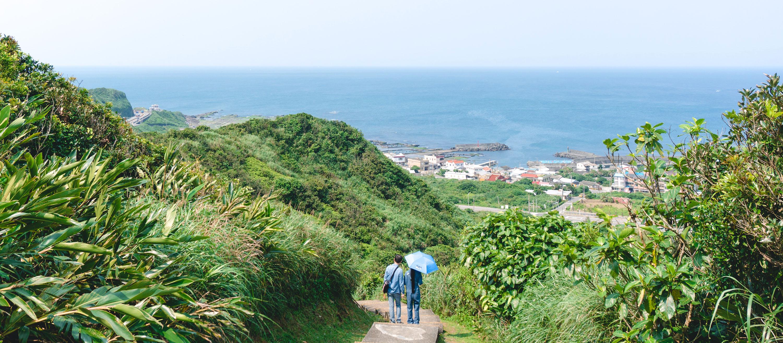 辦公室逃跑計劃》來去台灣最東邊放風!到「三貂角燈塔」欣賞蔚藍的太平洋