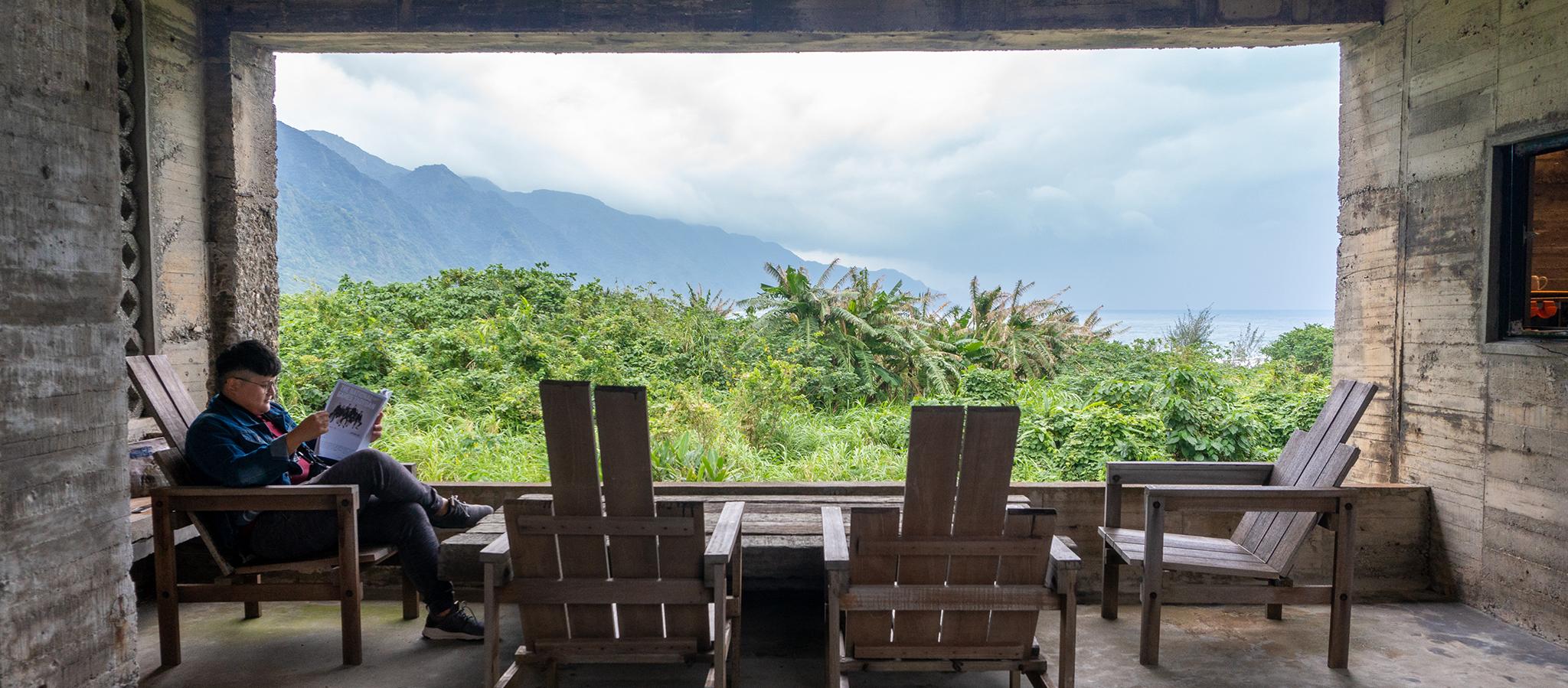 每扇窗都是幅太平洋風景:「緩慢尋路.石梯灣 118」,花蓮石梯坪的特色設計民宿+藝術空間