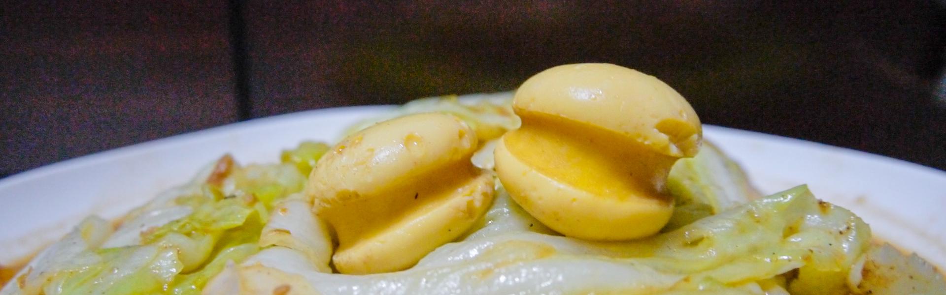基隆Only,隱藏美食|基隆蛋腸哥,火鍋界中的黃色馬卡龍