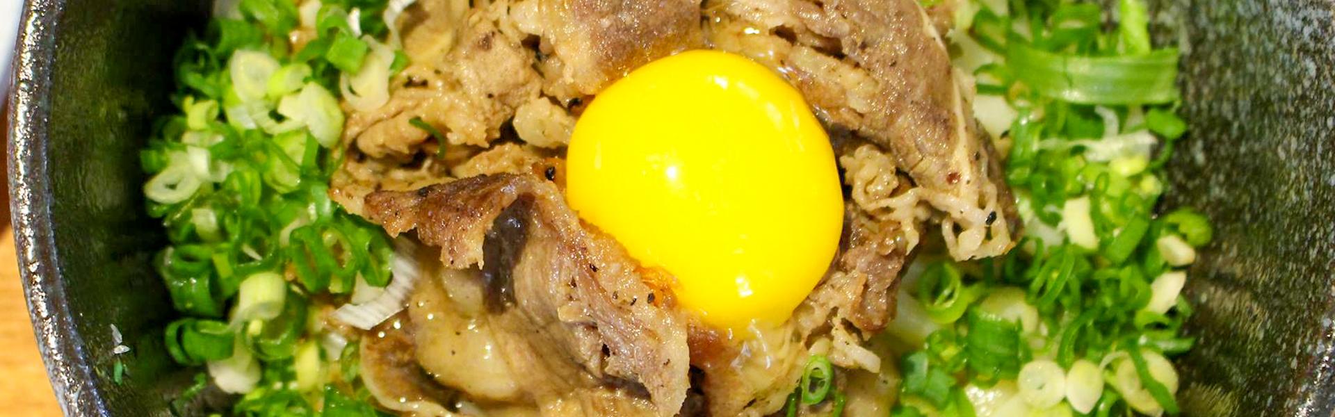 [ 南京三民站美食 ] 暮暮うどん~巷弄間的日式小店,彈牙烏龍麵搭和牛與香酥炸物