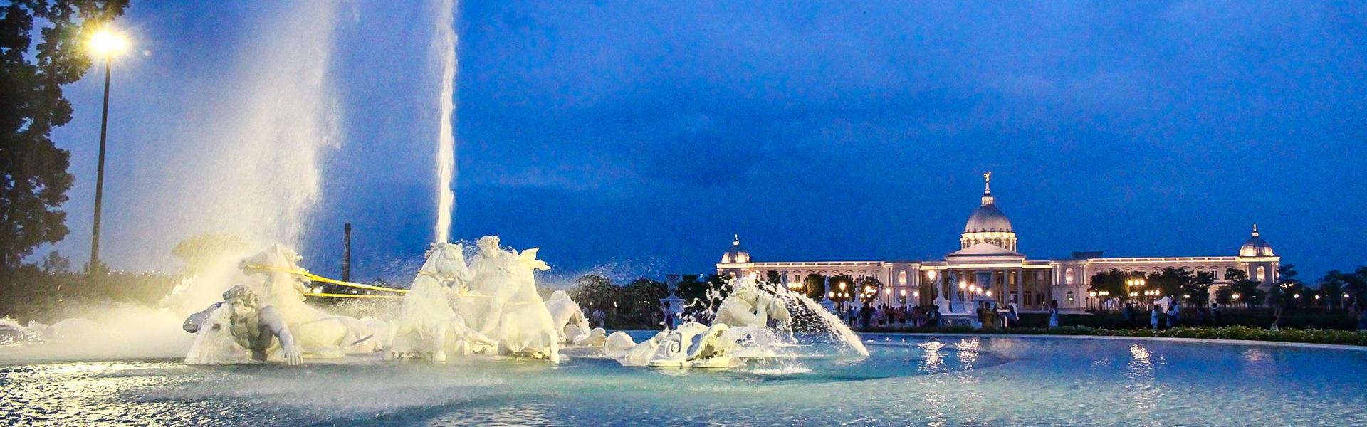 台南景點「奇美博物館」  一秒置身歐洲宮廷花園的美麗世界(附年度整修休館資訊)