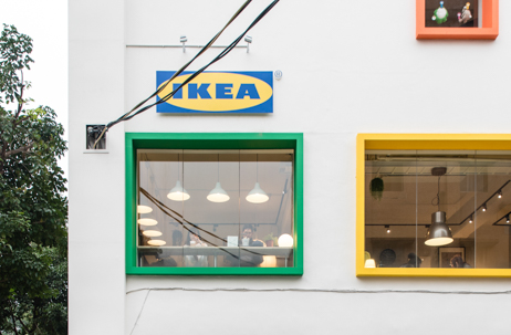 瑞典清新混搭臺式傳統, IKEA House 讓你與理想的家近一點