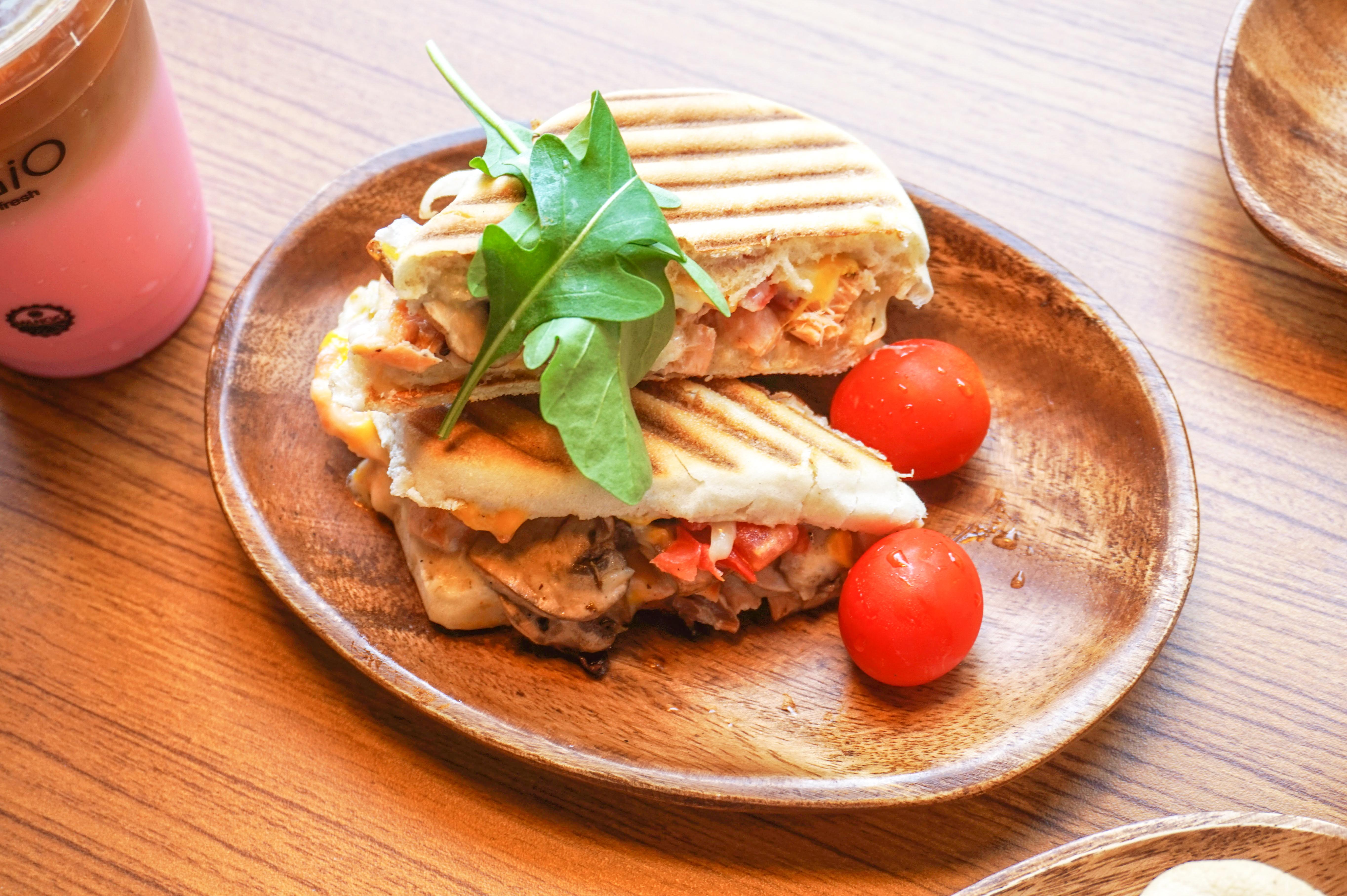 【台北.帕尼尼】MANGiO滿吉歐,客製專屬你的健康美味