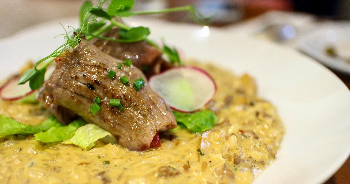 【台北.餐酒館】 孔雀Peacock Bistro 歐亞料理餐酒館,西菜皮台菜骨的創意驚喜美味