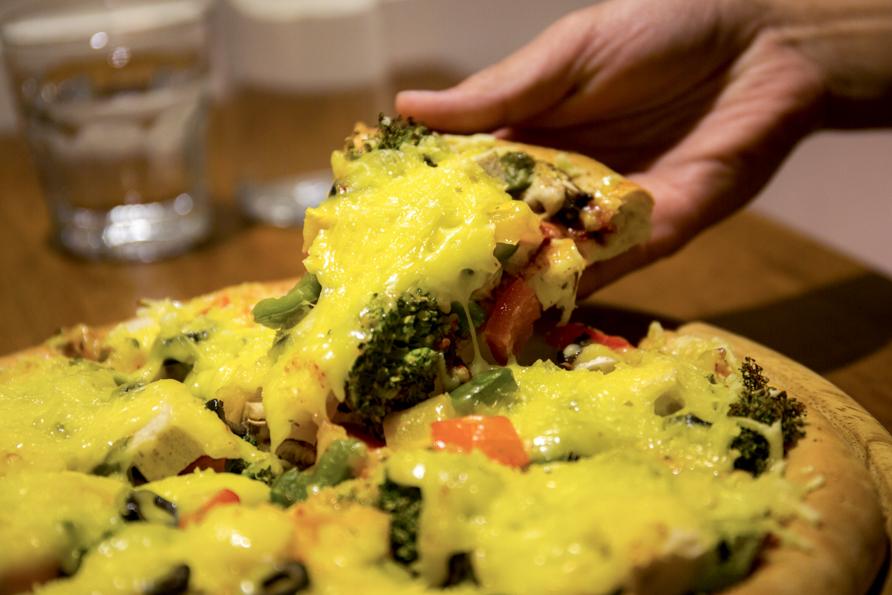 蔬食.生活|不再缺席的羅馬尼亞式料理,在豆腐尼亞來一場舌尖上的旅行