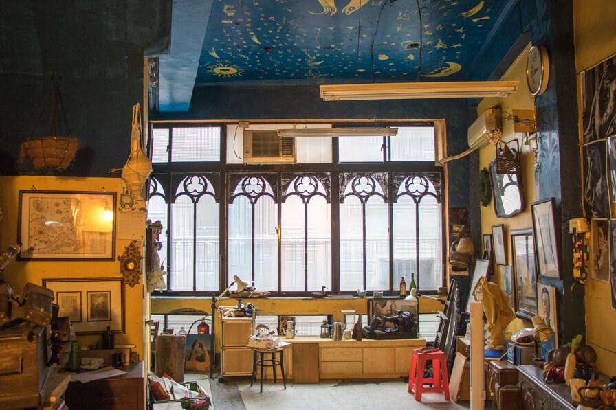 王傑的繪畫天堂|從西班牙回家,畫出基隆失落的城市記憶(上)