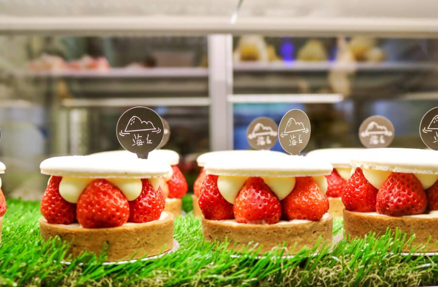 【台南.甜點】海丘工作室Pâtisserie seaknoll:大自然與甜點的細膩結合