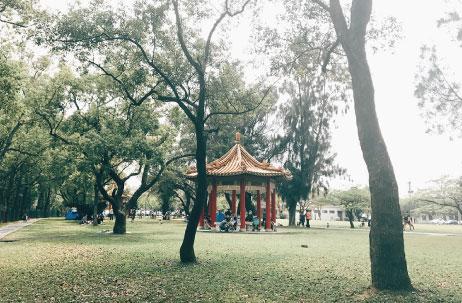 桃園・家庭野餐日|龍潭水資源大草坪,日常的小幸福