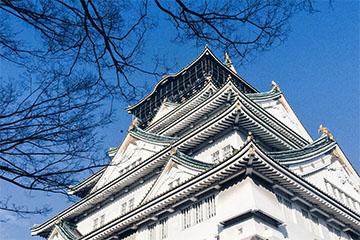 OSAKA DAY 1, OSAKA CASTLE 大阪日誌 一日目,大阪城