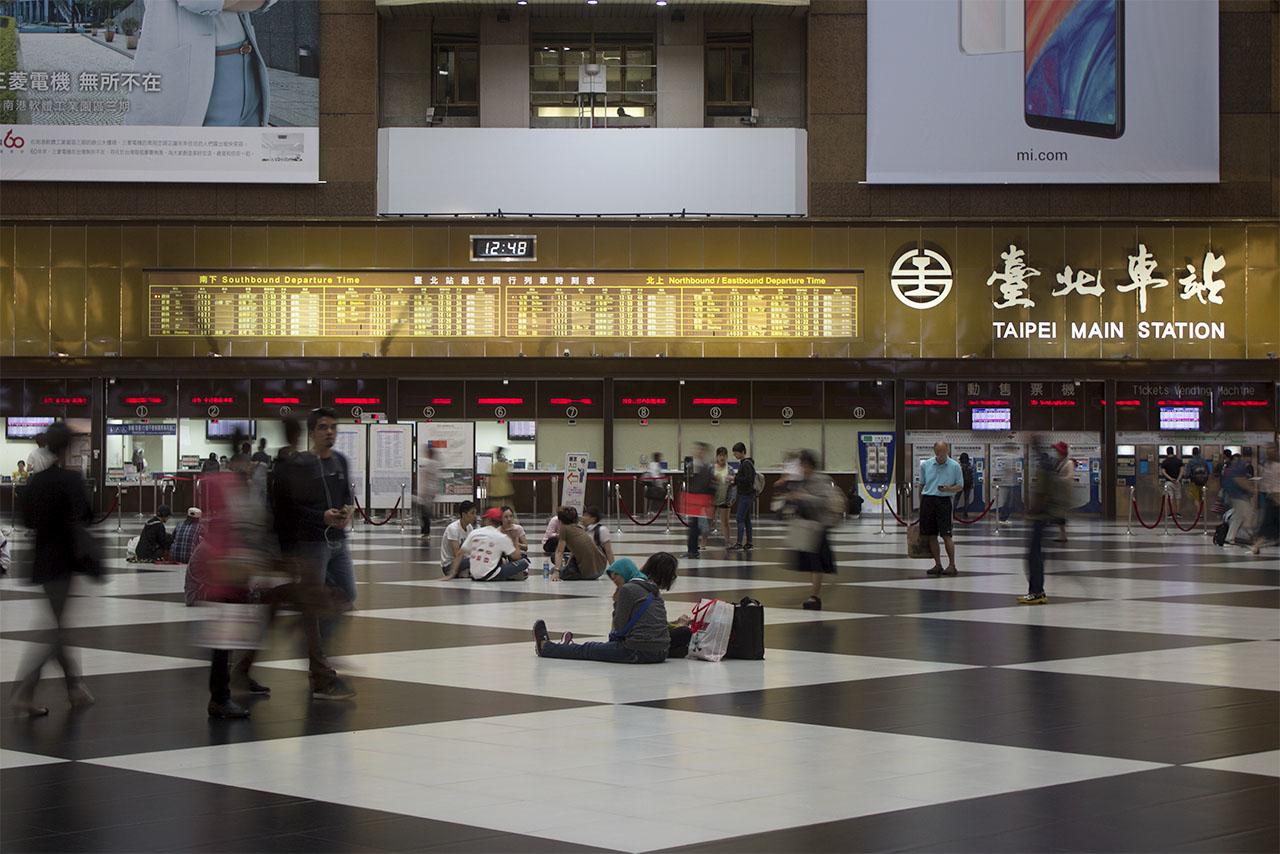 【2021 台北車站交通攻略】破解全台最大迷宮--從台北捷運走到台鐵 、 高鐵篇
