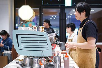 「猿田彥珈琲一號店」誠品生活南西店,來自日本的超人氣手沖咖啡登場