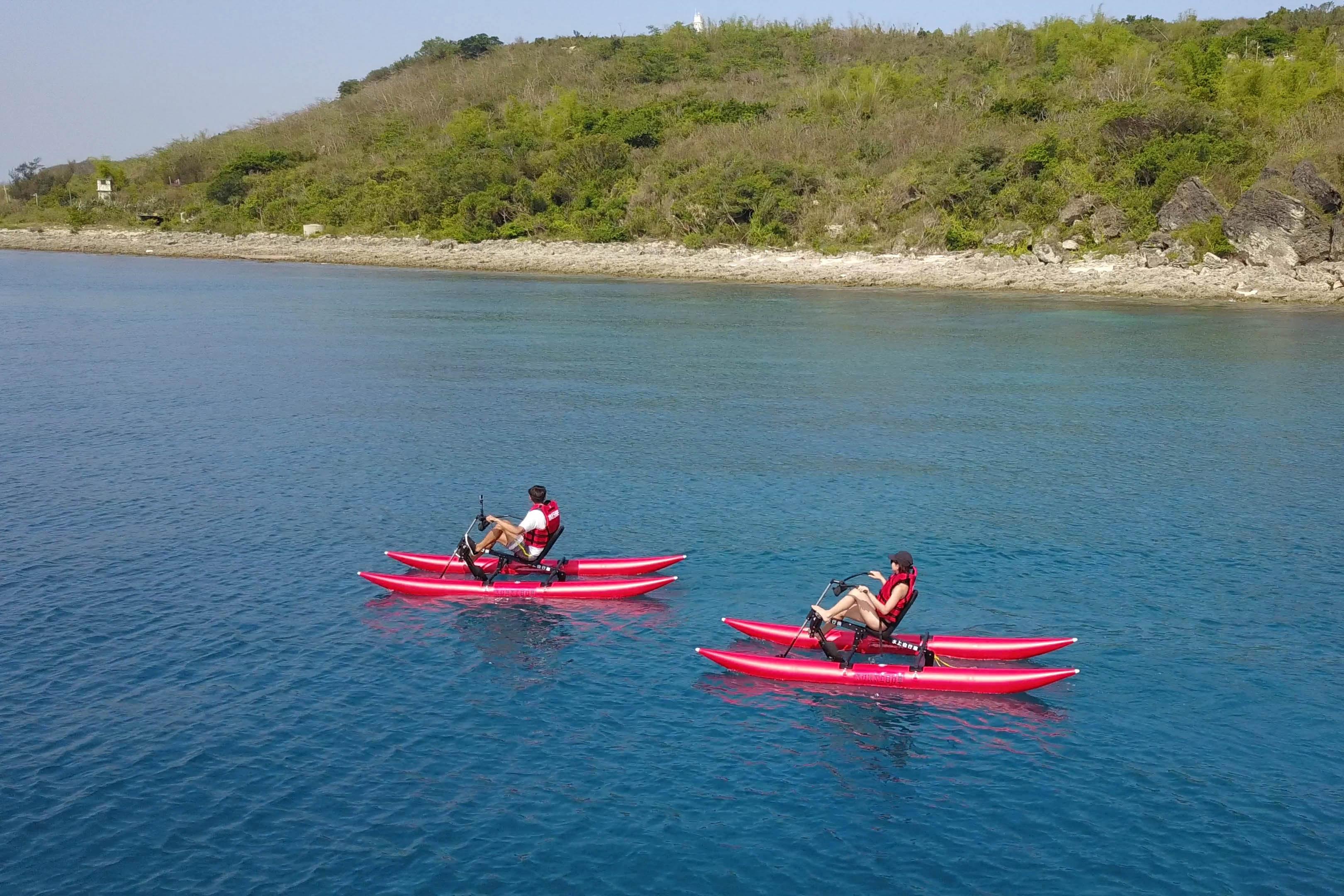 小琉球旅遊知識文:看海龜的禮貌、天氣季節氣溫、戶外活動玩什麼