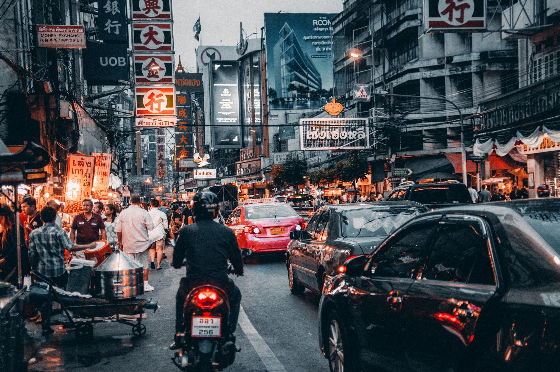 泰國・知識|交通、天氣、電壓;去泰國旅行前,必須要知道的十件事