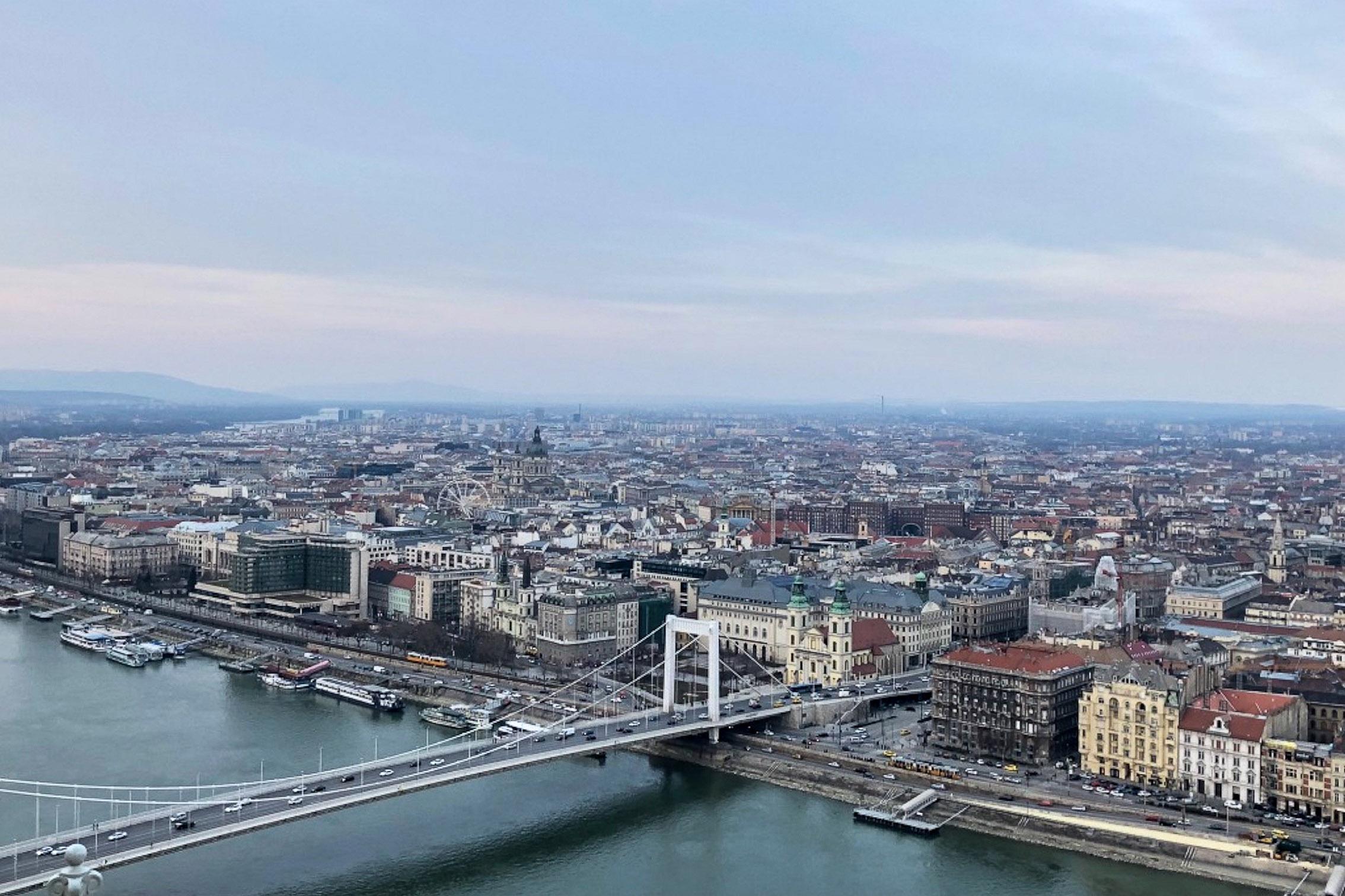 走讀匈牙利布達佩斯,君臨天下蓋勒特丘陵與英雄廣場