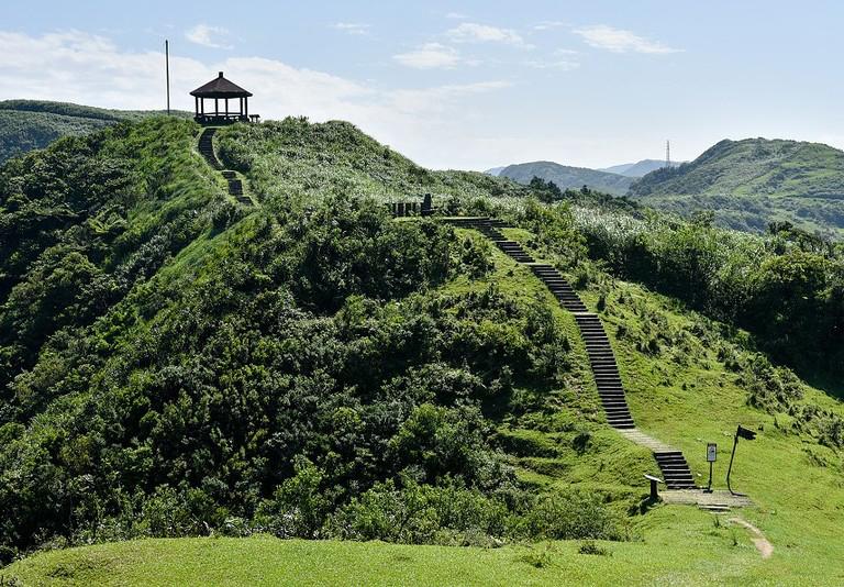 新北貢寮・桃源谷草原|台北近郊的世外桃源,享受與世隔絕的自然美景