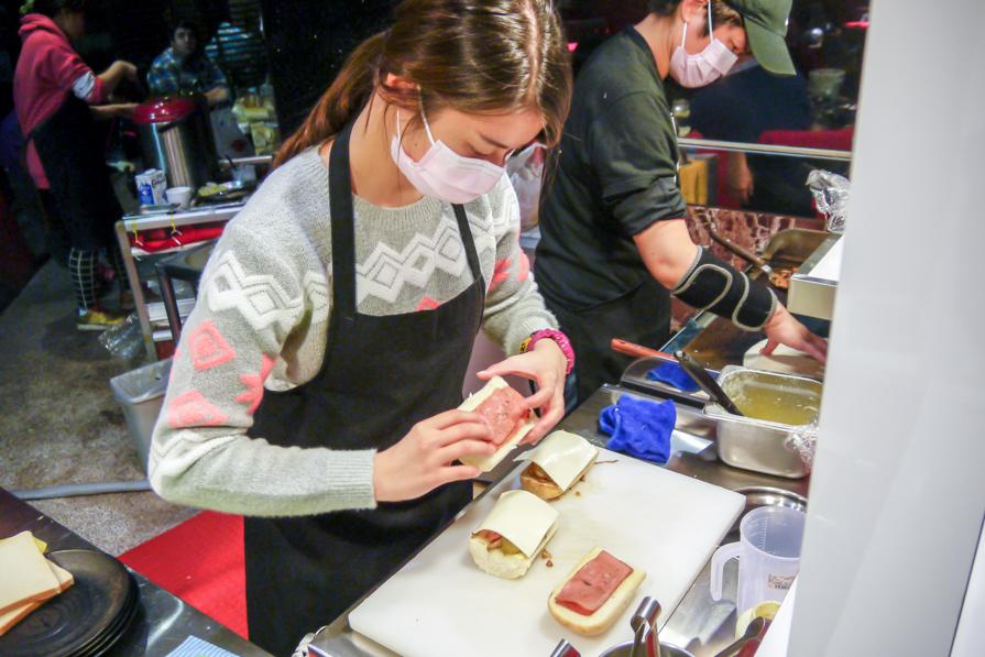 基隆.美食|Holy Hsieh 芭廚快餐車,最正統的古巴三明治在基隆