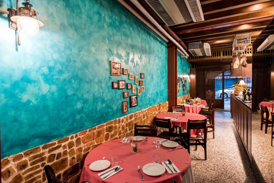 設計.美食|LA LUPA CLASSIC 經典母狼,吃最傳統的義式料理,在最台北的大稻埕裡