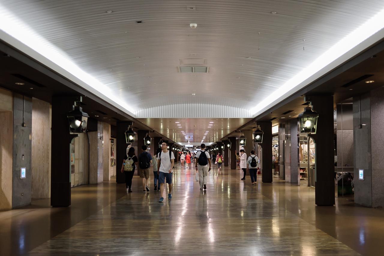 下雨也能好好逛!以台北車站為中心的「地下街」逛街指南